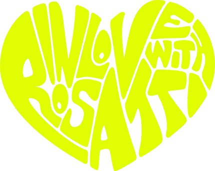Logotype In Love With Rosatti