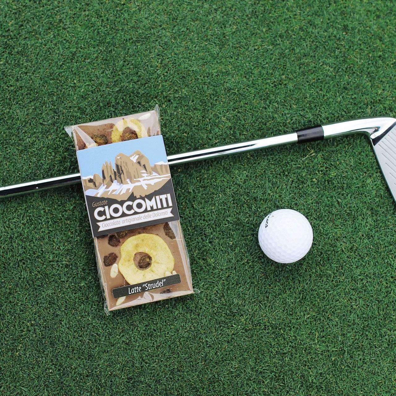 Ciocomiti - Chocolate & Golf - Eijiro Matsumi Limited